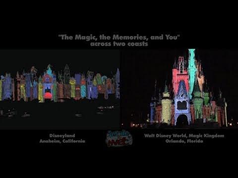 Mapping Video sul Castello di Cenerentola