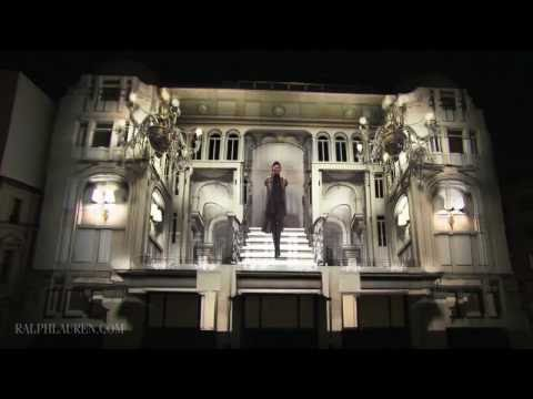 Ralph Lauren – Video Mapping