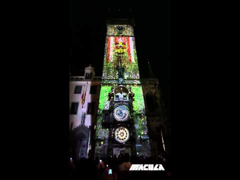 The Macula – Building Mapping – Prague