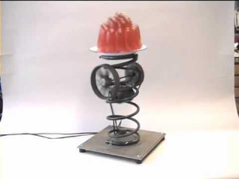 Le Macchine di Nik Ramage – Jelly Wobbler