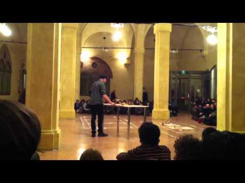 Netmage 2011 – Gaetan Bulourde / Olivier Toulemonde