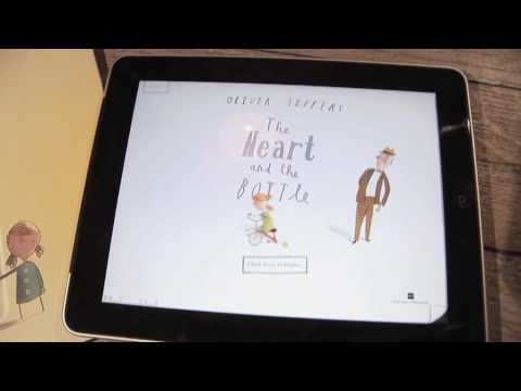 Oliver Jeffers – Illustration Love Ipad