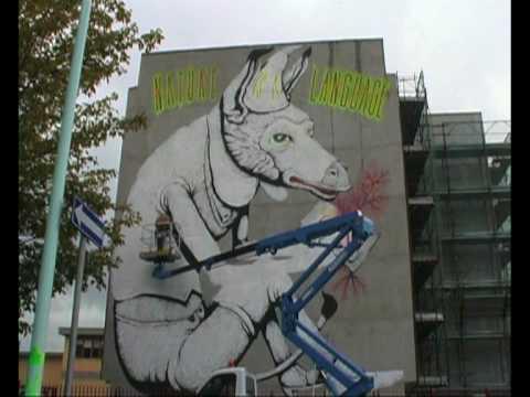 L' Arte Murale Invade Torino!