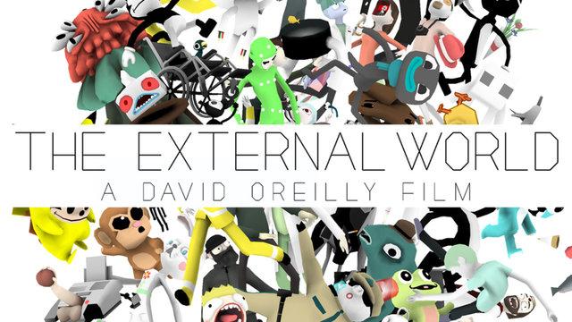 David OReilly – The External World