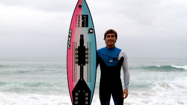 Tavola da Surf Tecnologica