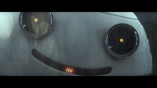 Blinky by Ruairi Robinson – Short Movie