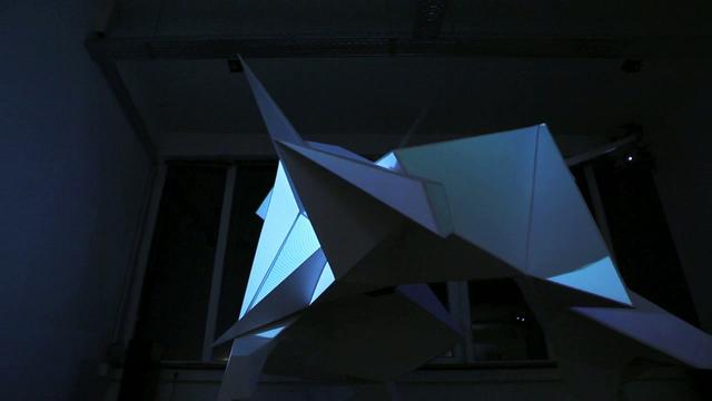 Augmented Sculpture – Grosse8 e Lichtfront