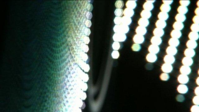 Muon – amplificatori con tappeto di led