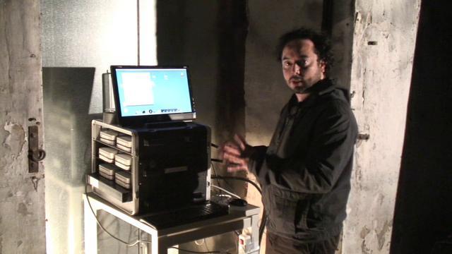 Pablo Valbuena – quando il mapping è arte