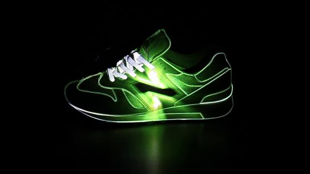 New Balance – Video Mapping test