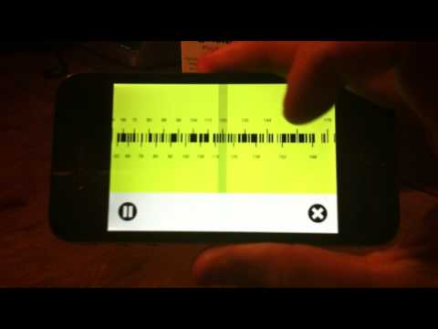 Barcodas – Barcode Music for Iphone