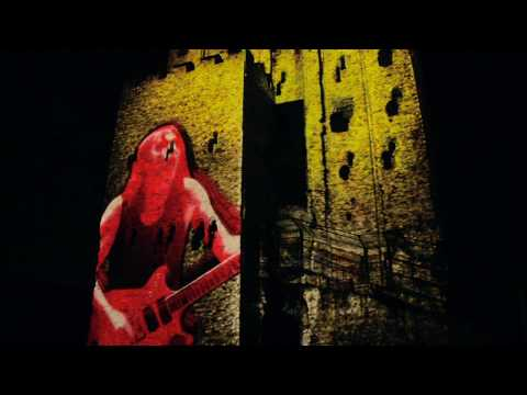 video mapping ACDC Rochester Castle