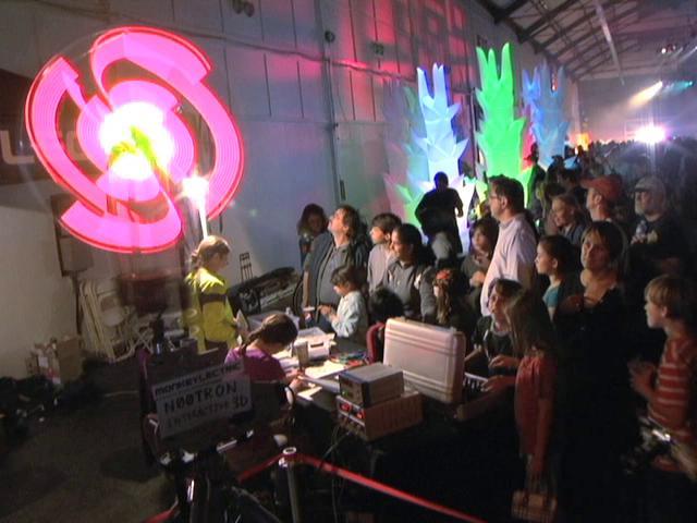 3D Generative Light System