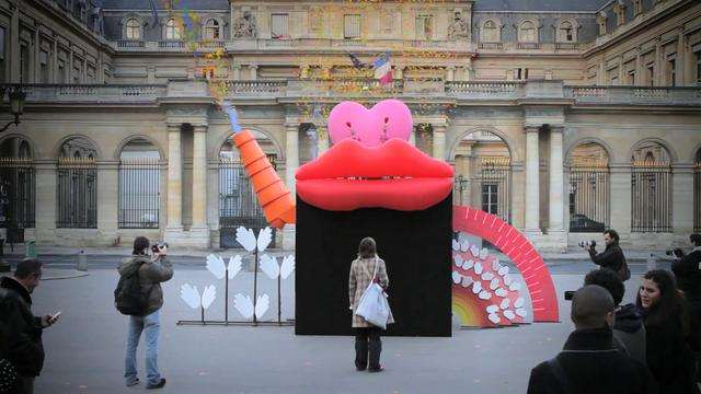 DDB Paris – Ambient Marketing