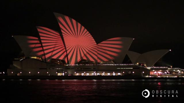 Obscura Digital – Mapping Opera House Sidney
