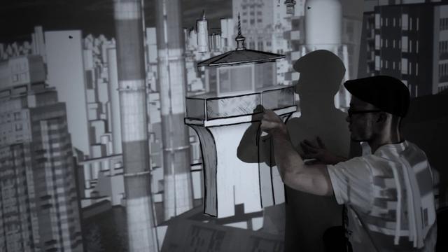 Anti Vj – Mapping Festival 2011 teaser