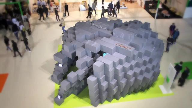 The Social Cave – Salone del Mobile 2011