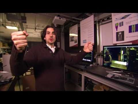Microsoft Research – New Gesture Control