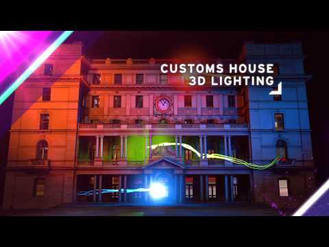 Vivid Festival – Light Music e Ideas
