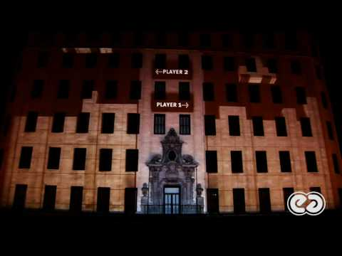 Video Mapping – Telefonica Madrid