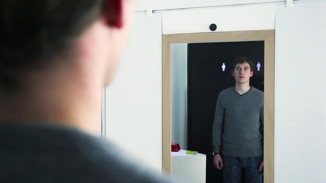 Fabian Kreuzer – Interactive Mirror
