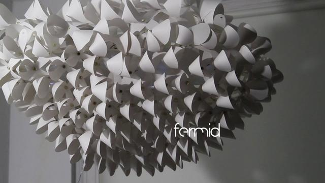 Fermid – Behnaz Babazadeh – Kinetic Sculpture