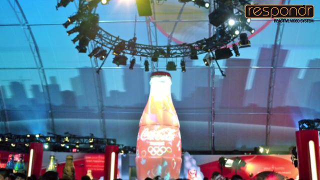 Respondr Interactive for Coca Cola