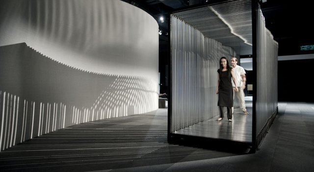 Tunnel – Interactive Installation