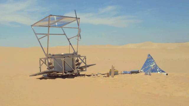 Markus Kayser – Solar Synter Project