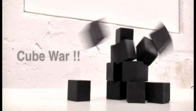 Cube War – Interactive Game