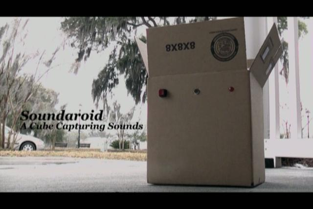 Soundaroid – Polaroid For Sound