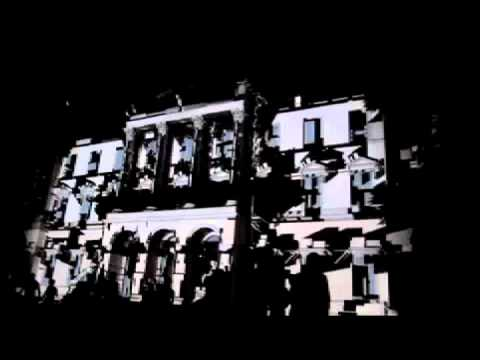 Kernel Festival – Luca Agnani – Video Mapping