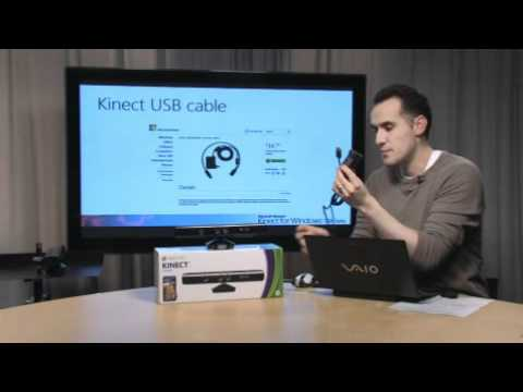 Microsoft Release Kinect SDK for Windows