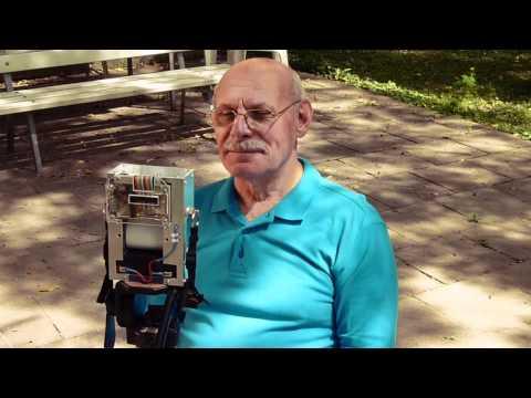 Niklas Roy – Electronic Instant Camera