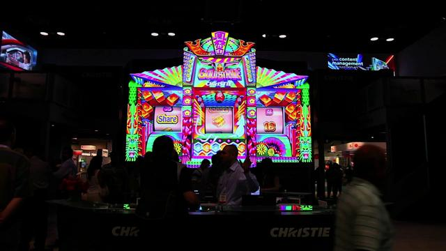 Christie – Video Mapping Presentation