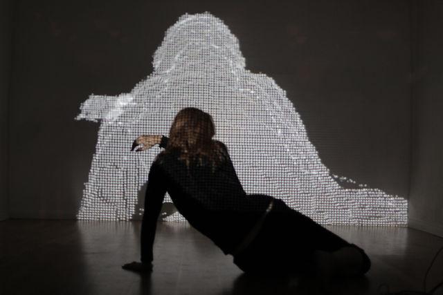 Interactive Video-Dance Performance