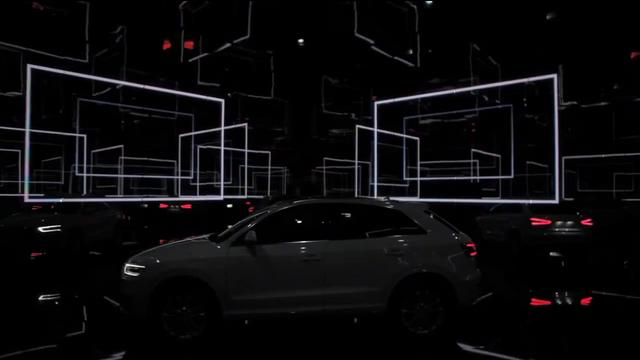 Audi Qube 3 – Visual Presentation