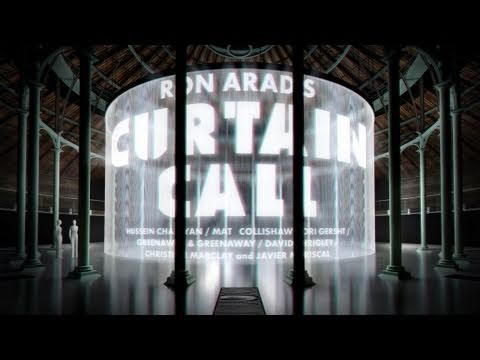 Ron Arad – Curtain Call