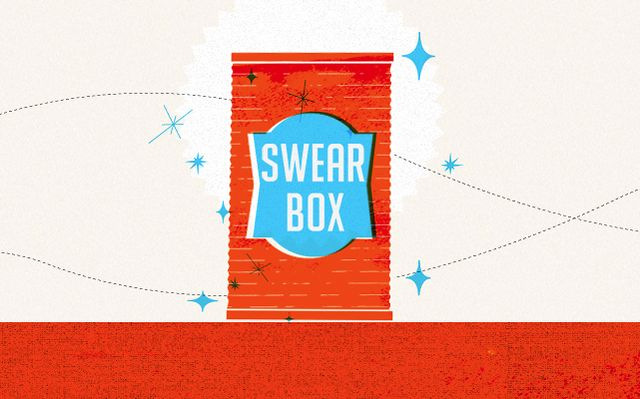 Charity Swear Box – Parolacce Per Beneficenza