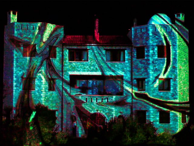 Workshop Video Mapping – Roma