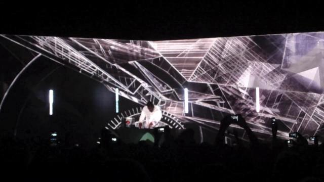 Anti VJ – Flying Lotus Visuals