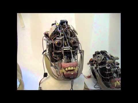 Gustav Hoegen – Animatronic Reel