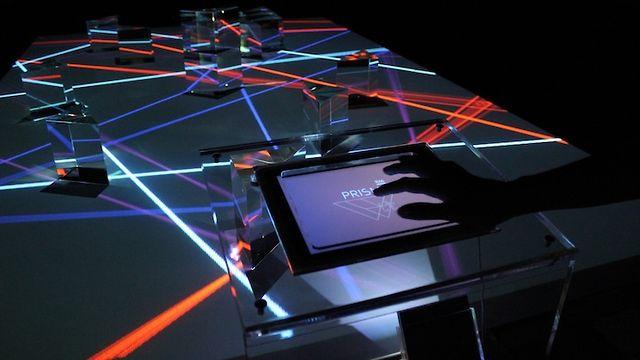 Prisma 1666 – Interactive Installation