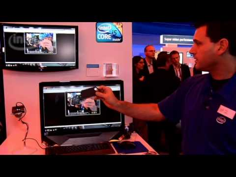 Intel – Augmented Reality Chipset