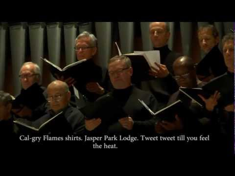 Calgary Orchestra – Twitter Composition