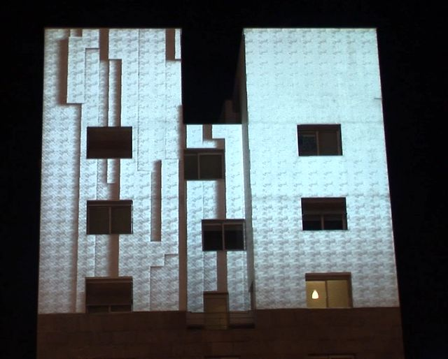 Isós – Interactive Video Mapping