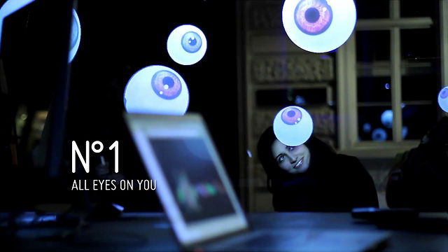 All Eyes On You – Interactive Shop Window