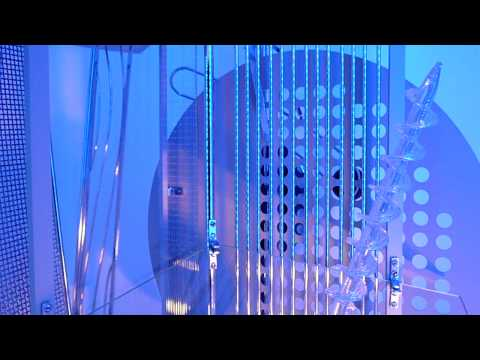Kinetic Sculpture / VJing Machine