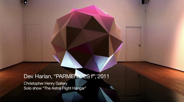 Dev Harlan – Light Sculpture