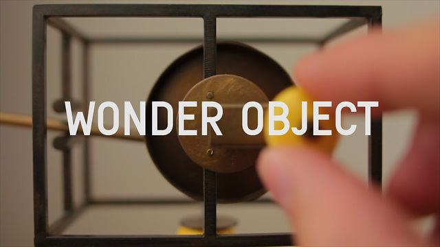 Gary Scott – Wonder Object